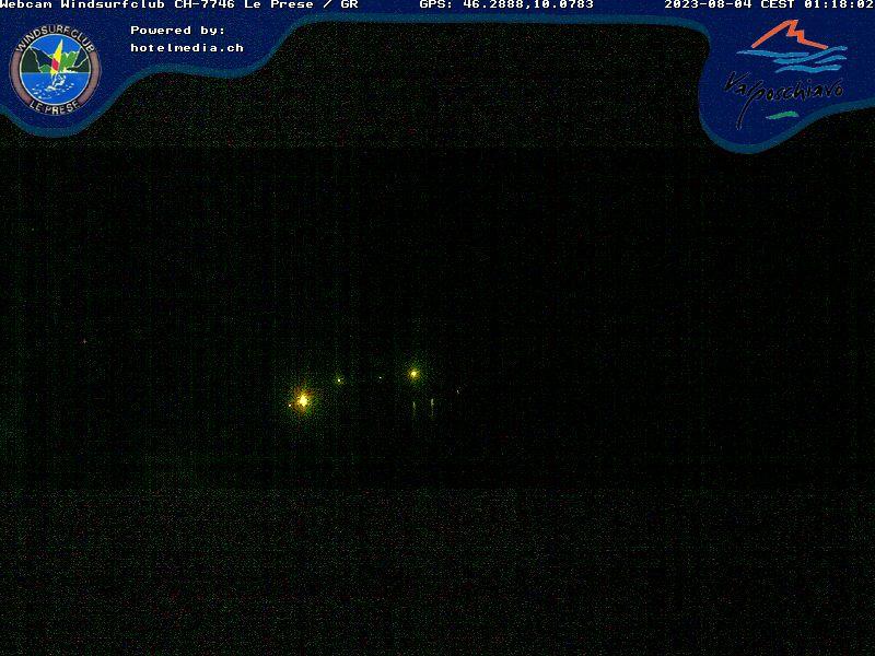 Webcam Lago di POSCHIAVO